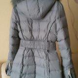 Пуховик женский зима. Фото 1.