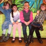 Сказочные аниматоры на детском празднике. Фото 3.