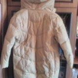 Пуховое пальто. Фото 2.