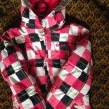 Куртка зимняя на девочку. Фото 1. Москва.