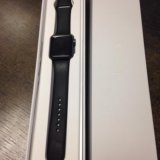 Apple watch sport 42mm. Фото 1.