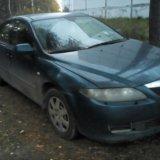 Mazda 6. Фото 3.
