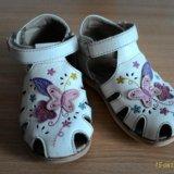 "Детские сандали, р.22 ""сказка "". Фото 1."