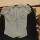 Школьная блузка. Фото 1.