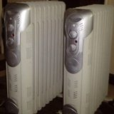 Радиаторы масляные в отличном состоянии. Фото 1.