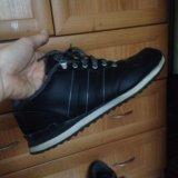 Кроссовки утеплённые adidas. Фото 1.