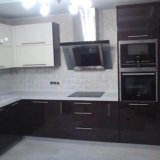 Сборка кухни. Фото 1.
