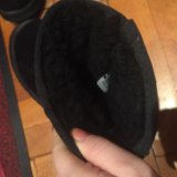 Угги черные ugg australia р.6.0 (36). Фото 2.