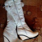 Женская обувь. Фото 1. Снегири.