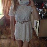 Новое кружевное платье. Фото 3. Астрахань.