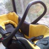 Автолюлька  детская. Фото 1.