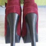 Ботинки. Фото 2. Краснодар.