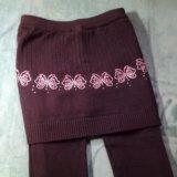 Комплект:юбка с лосинами новые,на р.140-146. Фото 1. Ростов-на-Дону.