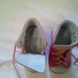 Ботинки 18 размер. Фото 2. Томилино.