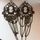 Серьги lady collection. Фото 1.