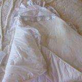 Одеяло конверт на синтепоне. Фото 1.