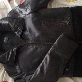 Тёплая куртка. Фото 3.