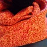 Длинный шарф. Фото 1.