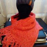 Длинный шарф. Фото 3.