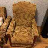 Диван,кресло.торг уместен. Фото 1.