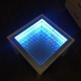 Журнальный стол с эффектом бесконечности. Фото 2.