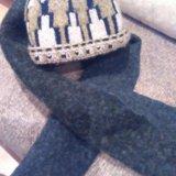 Шапка.шарф. Фото 1. Барнаул.