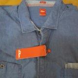 Рубашка джинсовая st''oliver 5xl. Фото 2. Санкт-Петербург.