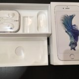Iphone 6s 64gb silver ростест. Фото 3. Красногорск.