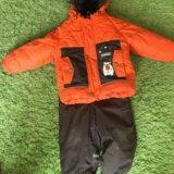 Куртка и штаны зимние 86. Фото 1.