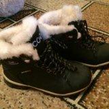 Женские зимние ботинки. Фото 2.