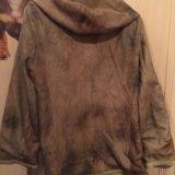 Куртка кожа. Фото 2. Сургут.