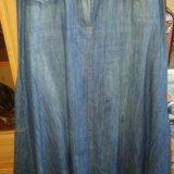 Джинсовая юбка. Фото 3.