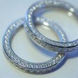 Серебряное кольцо. Фото 3.