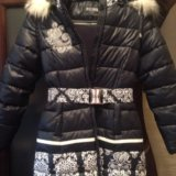 Куртка для девочки (зима). Фото 2.