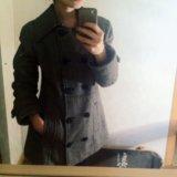 Пальто весеннее zolla. Фото 1.