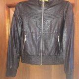 Куртка иск.кожа женская. Фото 1.