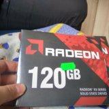 Radeon x3 ssd диск 120гб. Фото 3.