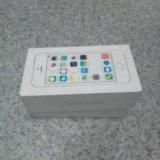 Оригинальная коробка от айфон 5s, 64 гб.. Фото 2.