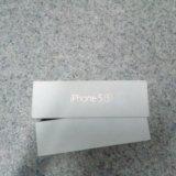 Оригинальная коробка от айфон 5s, 64 гб.. Фото 3.