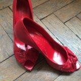 Кожанные, фирменные туфли для соблазнительниц!. Фото 1.