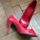 Кожанные, фирменные туфли для соблазнительниц!. Фото 4.