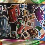 Детские наклейки в ассортименте. Фото 3.