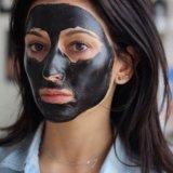 Чёрная маска от прыщей. Фото 3. Одинцово.