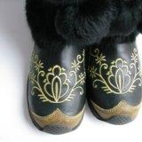 Зимние сапоги. Фото 2.