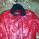Куртка натуральная кожа. Фото 3.