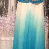 Вечерное платье. Фото 1.