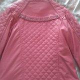 Куртка кожаная детская. Фото 1. Балашиха.