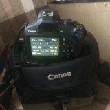 Фотоаппарат canon 1200d. Фото 2.