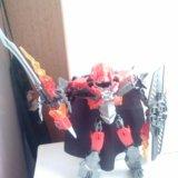 Лего робот из коллекции bionicle. Фото 1.