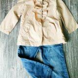 Пакет одежды на девочку 1-1.5года. Фото 2. Санкт-Петербург.